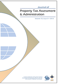 Journal of Property Tax assessment & Administration