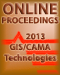 2013 GIS/CAMA Technologies Conference Proceedings